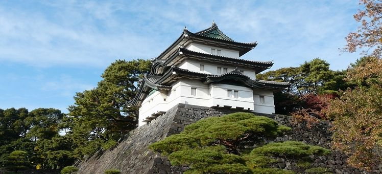 Seven most beautiful castles in Japan