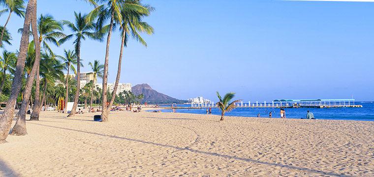 Oahu Island,