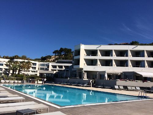 Nh marseille palm beach in marseille for Hotels marseille