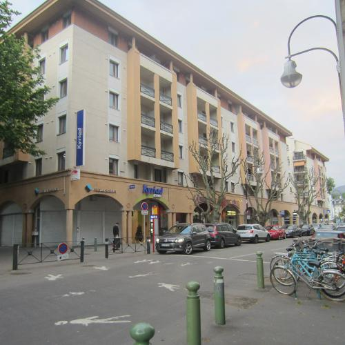 Kyriad chamb ry centre curial chamb ry r servation for Reservation hotel gratuit france