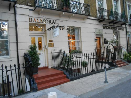 Balmoral House Hotel In London