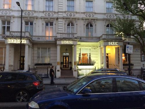 Berjaya eden park london hotel en londres for 35 39 inverness terrace bayswater
