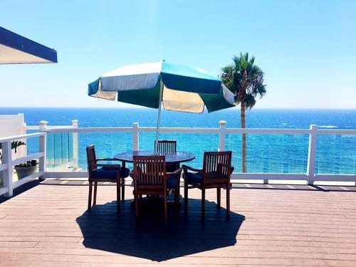 Capri Laguna Inn On The Beach In Laguna Beach