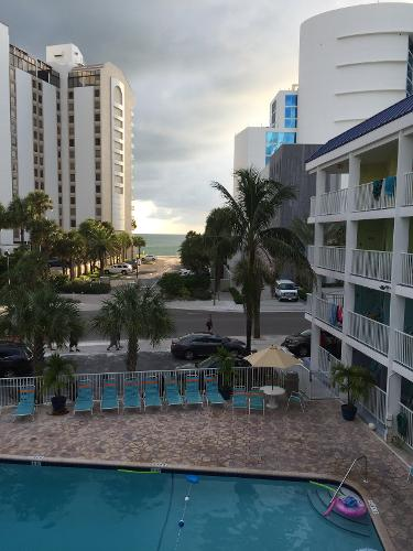 Book Pelican Pointe Hotel, Clearwater Beach From $80/night