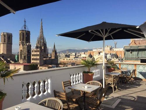 H10 montcada boutique hotel barcelona spain for Boutique hotel barcelone