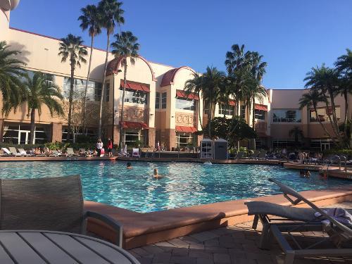 Rosen Centre Hotel Reviews Orlando Fl