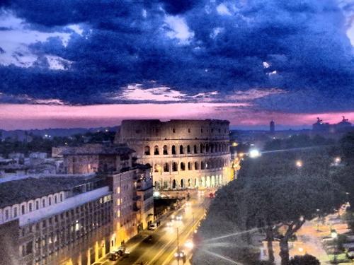 Mercure roma centro colosseo roma italia hotel en - Hoteles roma 5 estrellas ...