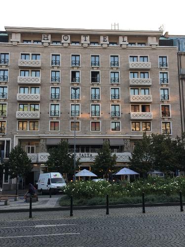 Book jalta boutique hotel prague czech republic for Hotel boutique prague