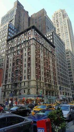 Hampton inn madison square garden area hotel in new york - Hotels near madison square garden nyc ...