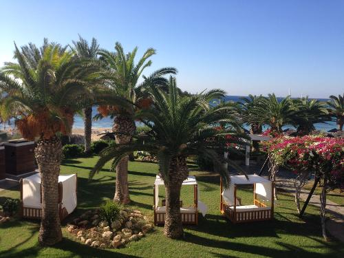 Alion Beach Hotel Cyprus Website