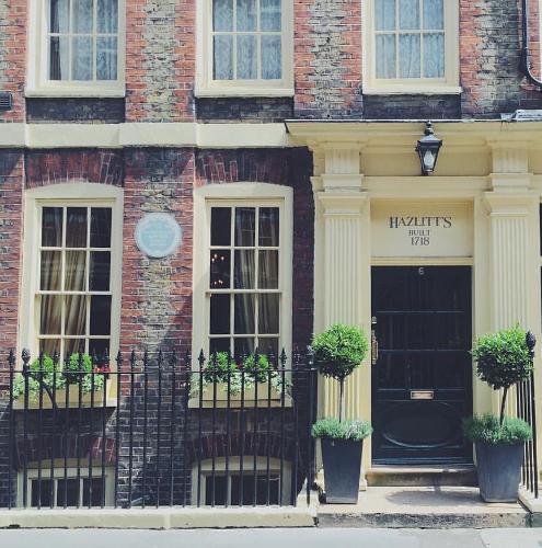 Book Hazlitt S Hotel London From 207 Night Hotels Com