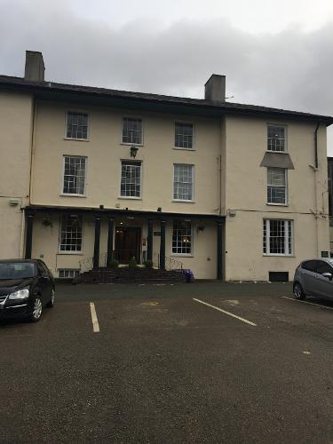 Royal Victoria Hotel Caernarfon