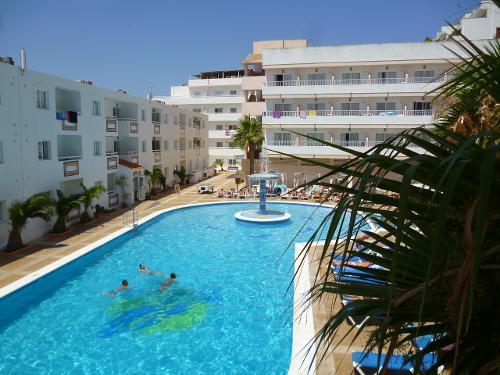 Apartamentos tropical garden in ibiza - Apartamentos tropical garden ...