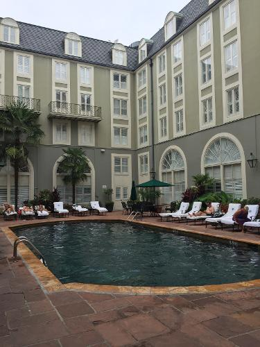 Book bourbon orleans hotel new orleans from 170 night for Hotels orleans