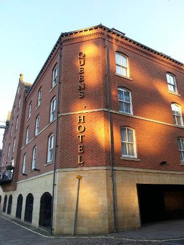 7 Star Hotel Rooms: Queens Hotel In York