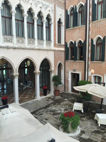Sina centurion palace in venice for Sina hotel venezia
