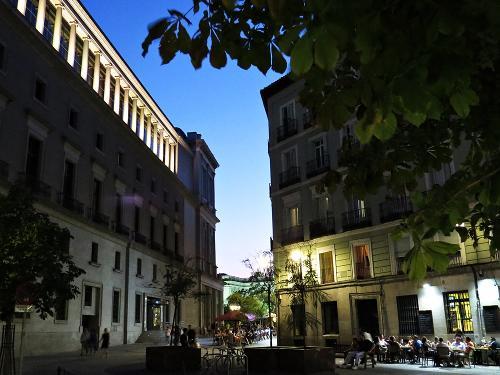 Hotel Pera In Madrid