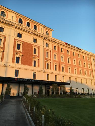 Book nh collection roma palazzo cinquecento rome italy for Hotel roma booking