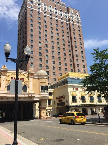 Book The Claridge - A Radisson Hotel, Atlantic City from $55/night - Hotels.com