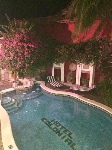 Hotel colonial granada granada nicaragua hotel en - Hoteles de tres estrellas en granada ...