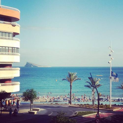 Rh corona del mar en benidorm for Hoteles familiares en benidorm