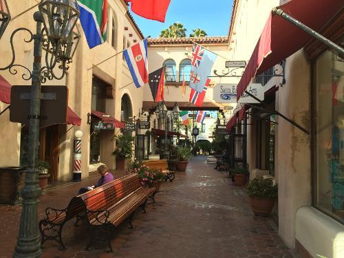 West Beach Inn Santa Barbara Website