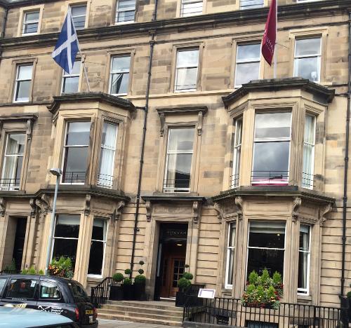 The Bonham Hotel In Edinburgh