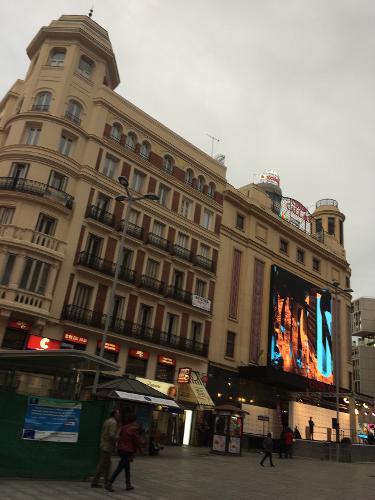 Hotel principe pio madrid espa a hotel en madrid - Hoteles cinco estrellas en madrid ...