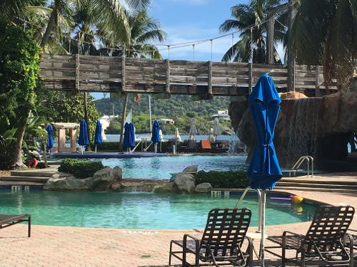 Sugar Bay hotel iles vierges
