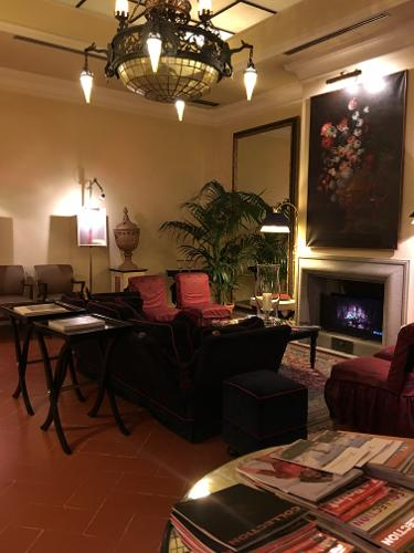 Cellai boutique hotel florence italy for Boutique hotel italia